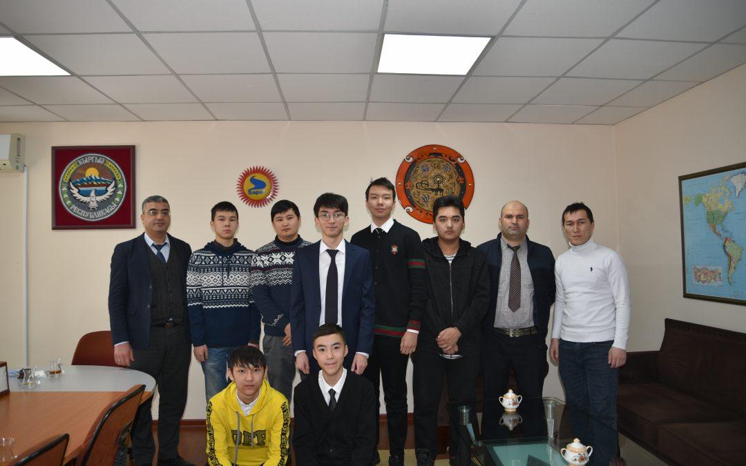 На XVII Международной Жаутыковской Олимпиаде наши учащиеся завоевали 7 бронзовых медалей.